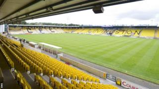 Livingston's Almondvale Stadium