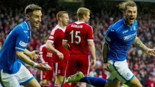 Highlights - St Johnstone 2-1 Aberdeen