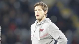 Scarlets head coach Simon Easterby