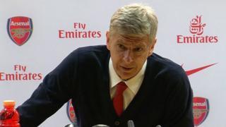 Arsene Wenger hopes for Everton slip-up