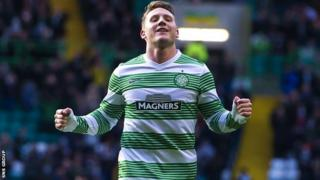 PFA Scotland's player of the year Kris Commons