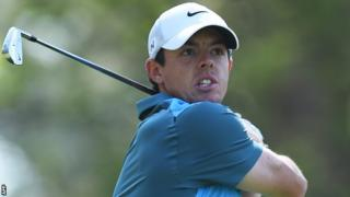 Rory McIlroy has fallen out of the world's top 10