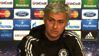 Jose Mourinho says he wants to stay at Chelsea 'forever'