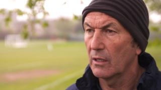Archive: Former Crystal Palace manager Tony Pulis
