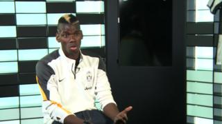 "Juventus' Paul Pogba accuses former club Manchester United of ""disrespect""."