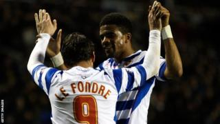 Reading v Burnley