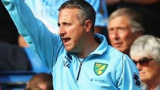 Norwich were outstanding says manager Neil Adams