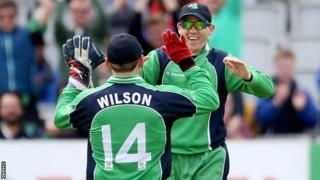 Gary Wilson and Niall O'Brien