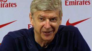 Arsene Wenger describes Man City's attack as 'absolutely brutal'
