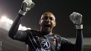 Heurelho Gomes joins Watford
