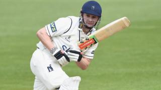 Warwickshire and Ireland batsman William Porterfield