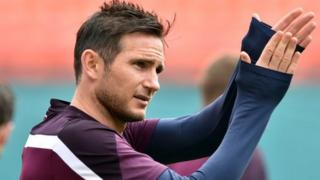 England international Frank Lampard