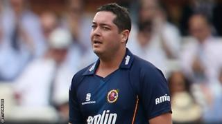 Jesse Ryder in T20 action for Essex
