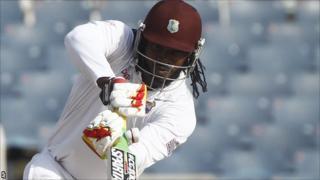 Chris Gayle of West Indies