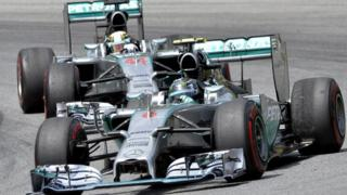 Austrian Grand Prix highlights: Rosberg holds off Hamilton for win