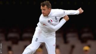 Graeme Swann played 60 Tests for England