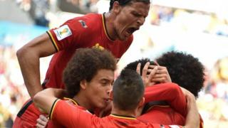 Highlights: Belgium 1-0 Russia