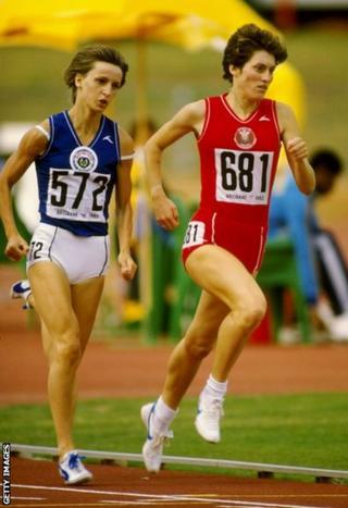 Brisbane 1982: Kirsty McDermott won 800m gold with Scotland's Anne Clarkson securing silver.