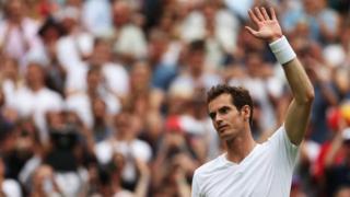 Wimbledon 2014: Andy Murray beats David Goffin on Centre Court