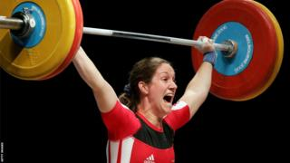 Melbourne 2006: Weightlifter Michael Breeze added a second gold to the one won in Manchester four years earlier.