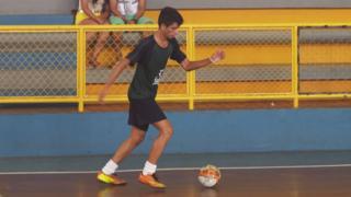 Is futsal the secret to Brazilian success?