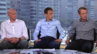 MOTD pundits Brad Friedel, Phil Neville and Alan Hansen react to Luis Suarez's ban