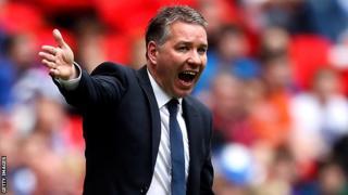 Peterborough United boss Darren Ferguson