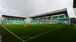 Easter Road will be staging Championship matches next season