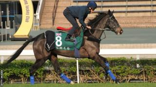 The Fugue, ridden by William Buick