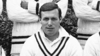 Former Hampshire all-rounder Peter Sainsbury