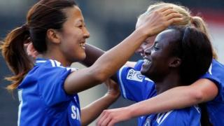 Women's Continental Cup: Chelsea put 13 past London Bees