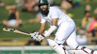 Hashim Amla will be playing his 77th Test match