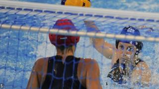 Great Britain water polo women's team