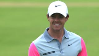 The Open 2014: Rory McIlroy holes winning putt