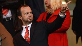 Ed Woodward of Manchester United