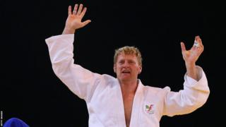 Mark Shaw overcame New Zealand's Sam Rosser in the +100kg bronze match, before announcing his retirement.