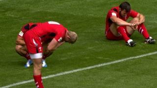 Welsh heartbreak against Australia