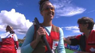 Charlotte Kerwood seals gold