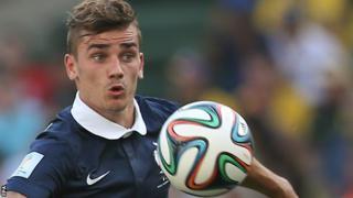 France international Antoine Griezmann