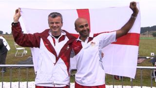 Glasgow 2014: David Luckman & Parag Patel win shooting gold