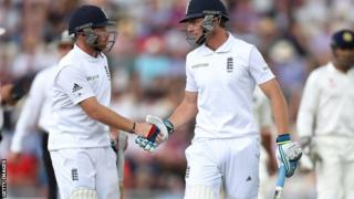 Ian Bell and Jos Buttler