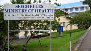 Seychelles ministry of health