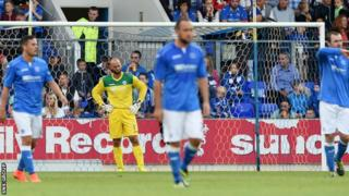 St Johnstone have failed to win any of their last six home games in Europe