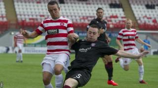 Dougie Imrie and Ross Fisher