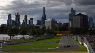 australian grand prix, melbounre