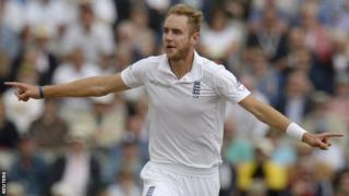 Stuart Broad has taken 494 wickets in all formats for England