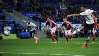 Bolton v Middlesbrough