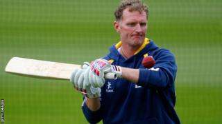 Dougie Brown took over as Bears coach from Ashley Giles in 2013