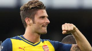 Giroud will remain Arsenal's number one striker - even if he is ruled out for three months