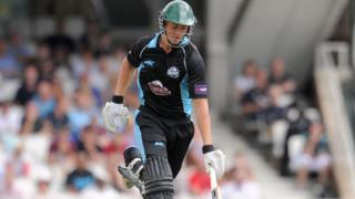 Tom Kohler-Cadmore was part of the Worcestershire side that got to the T20 Blast quarter-finals